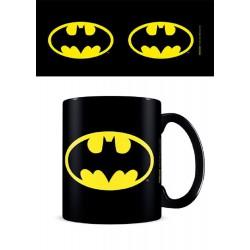 Taza de Cerámica Batman Taza Symbol Black