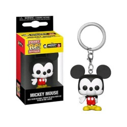 Figura Funko Pop Llavero Mickey Mouse Pop 4 cm