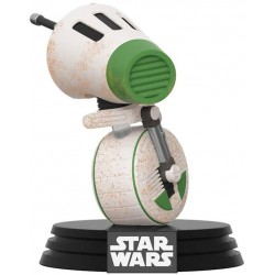 Funko pop, Star Wars El ascenso de Skywalker -D-0