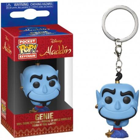 Figura Funko Pop Disney Aladdin Genio 4 cm