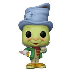 Funko pop, Pinocchio 80th Anniversary Disney Vinyl Figura Street Jiminy 9 cm
