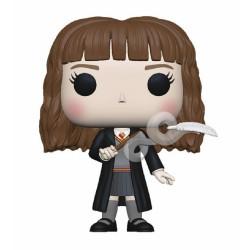 Funko pop Hermione, Harry Potter POP, Movies Hermione w/Feather 9 cm