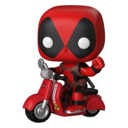 Funko Pop Deadpool POP! Rides Vinyl Figura Deadpool & Scooter 9 cm