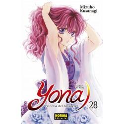 Norma comic, Yona, princesa del amanecer