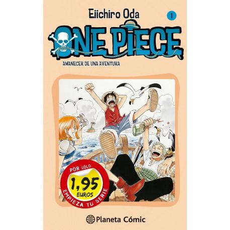 Planeta Cómic, One Piece nº 01