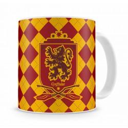 Taza Harry Potter, Gryffindor taza cerámica