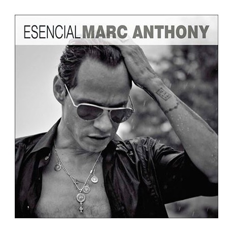 Cd Marc Anthony -Esencial Marc Anthony- 2cd