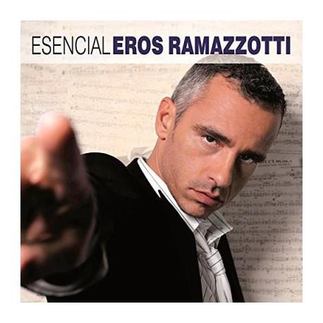 Cd Eros Ramazzotti -Esencial- 2cd