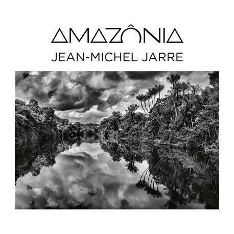 Cd Jean-Michael Jarre -Amazonia-