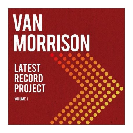 Cd Van Morrison -Latest Record Project. Vol.1