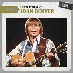 Cd John Denver -The Very Best Of- Live