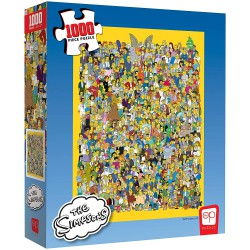 Puzzle The Simpsons -USAopoly 1000 piezas