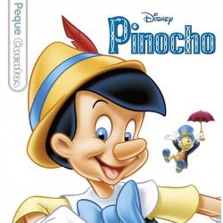 Libro infantil Pinocho - Pequecuentos - Libro de cartón