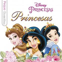 Libro infantil Princesas - Pequecuentos - Libro de cartón