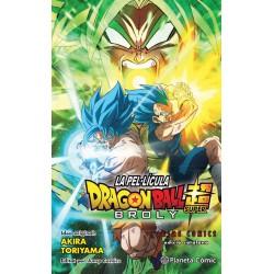 Planeta comic, Bola de Drac Super Broly Anime Comic