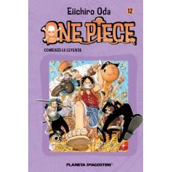 Planeta comic, One Piece nº 12
