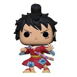 Figura Funko One Piece Television Vinyl Figura Luffy in Kimono 9 cm
