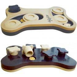 TRIXIE Juego Interactivo Game Bone Level 2 para Perros 31x20cm