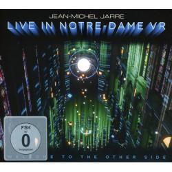 Cd Jean-Michael Jarre -Live in Notre-Dame Vr -Edit. Ltd