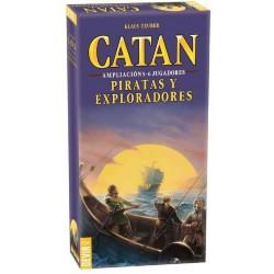 Devir, Catan, expansión Navegantes, juego de mesa