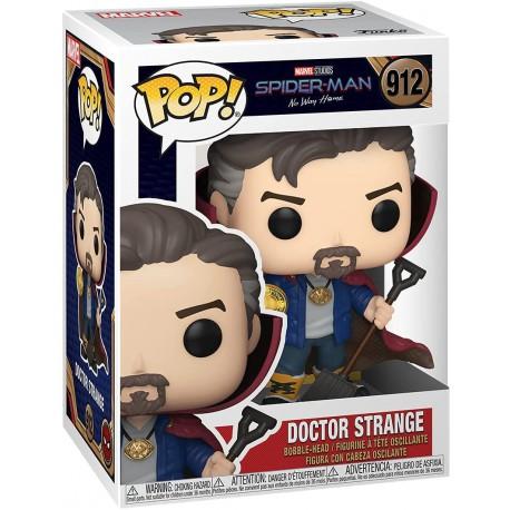 Doctor Strange POP! Marvel Vinyl Cabezón Doctor Strange 9 cm