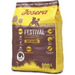 JOSERA Festival 900grs: Alimento con Salmon para Perros