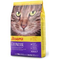 JOSERA Culinesse 2kg: Con Ave de Corral Y Salmón para Gatos