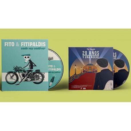 FITO&FITIPALDIS -FITOGRAFIA -CAJA-BOX-