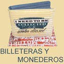 Billeteras-Carteras y Monederos